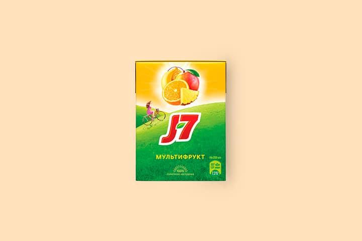 J7 0,2 л Мультифрукт
