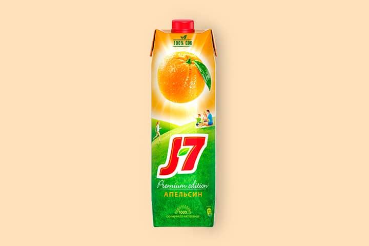 J7 0,97 л Апельсин