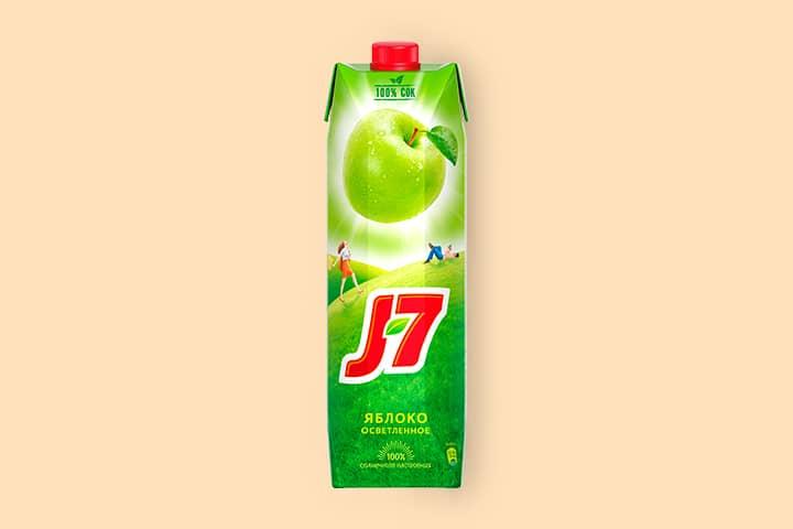 J7 0,97 л Яблоко